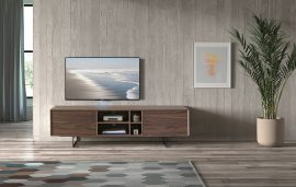 тв тумба DUPEN TV-131 Walnut